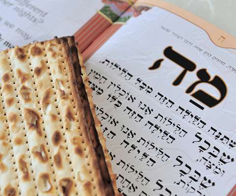 Beautiful traditional Seders at Mendy Vim's Glatt Kosher Passover Hotels