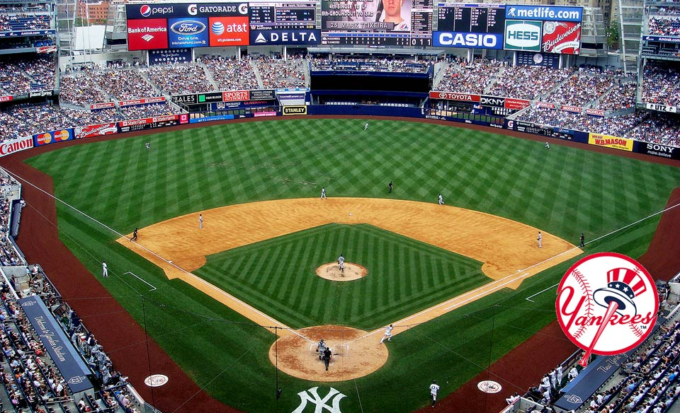 See the Yankee play the Tampa Bay Rays on our chol hamoed trip to Yankee Stadium