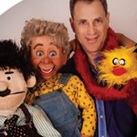 Hilarious ventriloquist show with ...Dummies